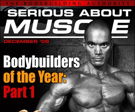 BodyBuilder of the Year!