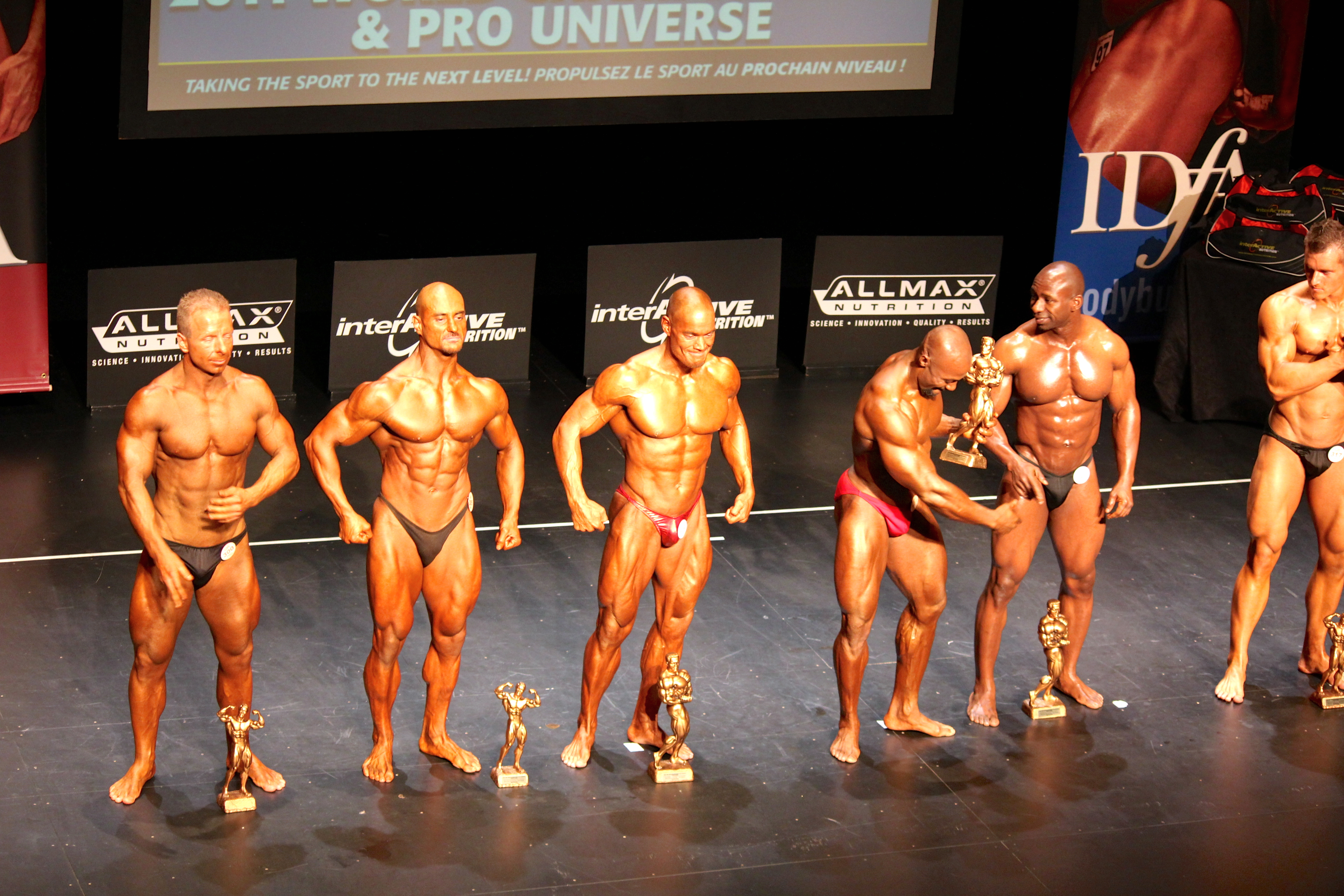 2011 Pro Universe.