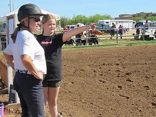 Vallecito Sport Horses Training & Lesson Program