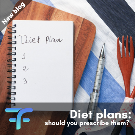 Diet plans: What can/can't you do?
