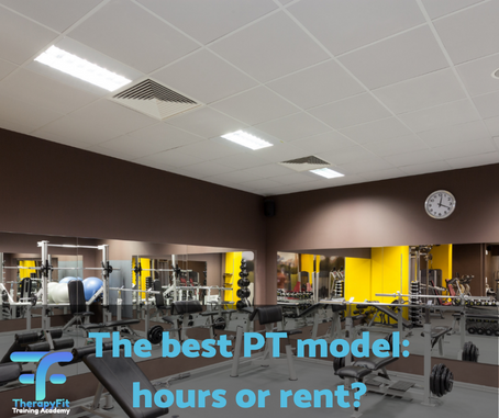 So what is the best Personal Trainer model?
