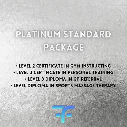 The Platinum Standard Package