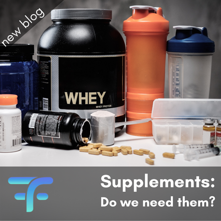 Supplements: A marketers dream or worthwhile products?