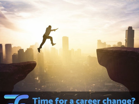 Is fear holding you back from changing careers?