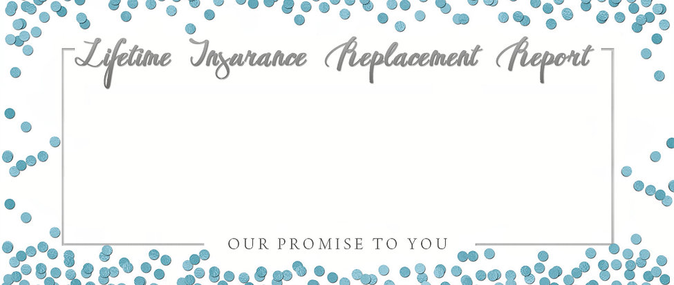 insurance replacement report