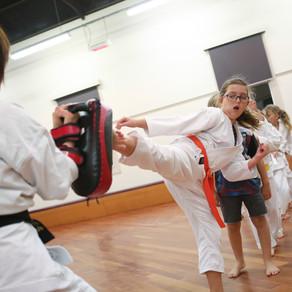 Silverdale Dojo Training photos