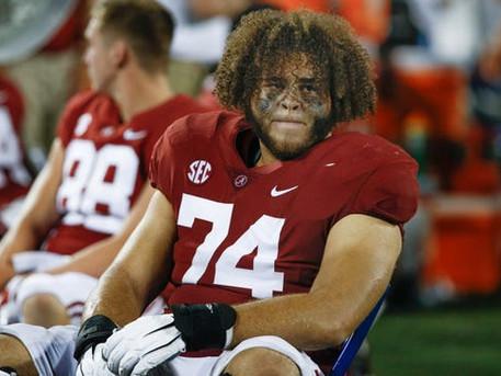 Meet The Browns' Jedrick Wills, Jr.