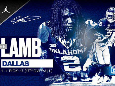 Cowboys Draft: Grade and Analysis
