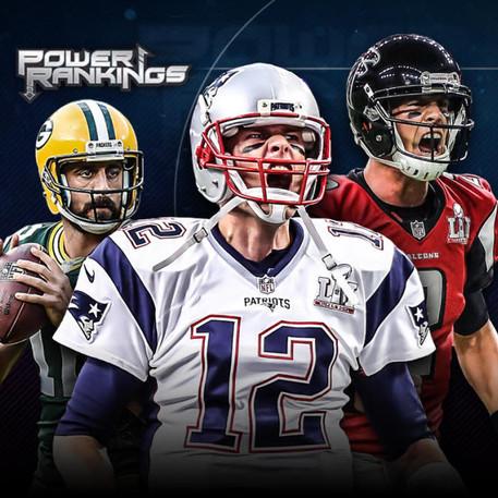 NFL 2019 Power Rankings
