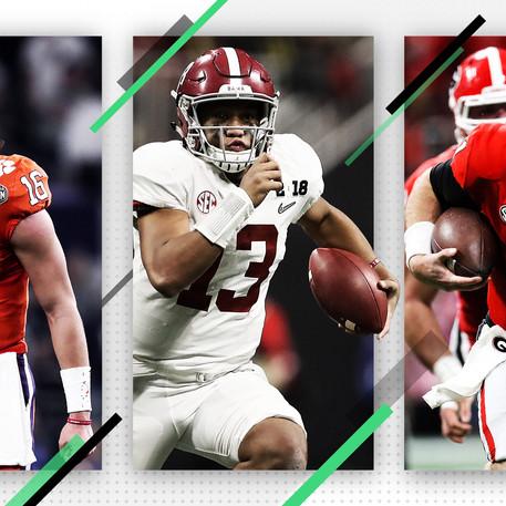 College Football: Predictions