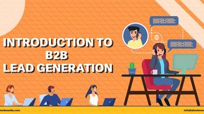 Introduction to B2B Lead Generation