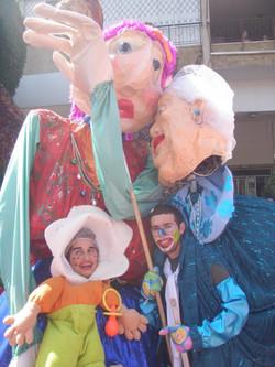 בתיה והסבתא