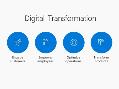 SMBs show the way with digital transformation.