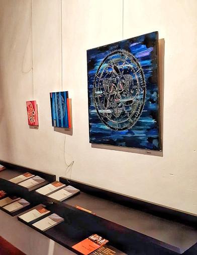 Kunstausstellung Kloster Kappel am Albis 1.1.21-7.3.21
