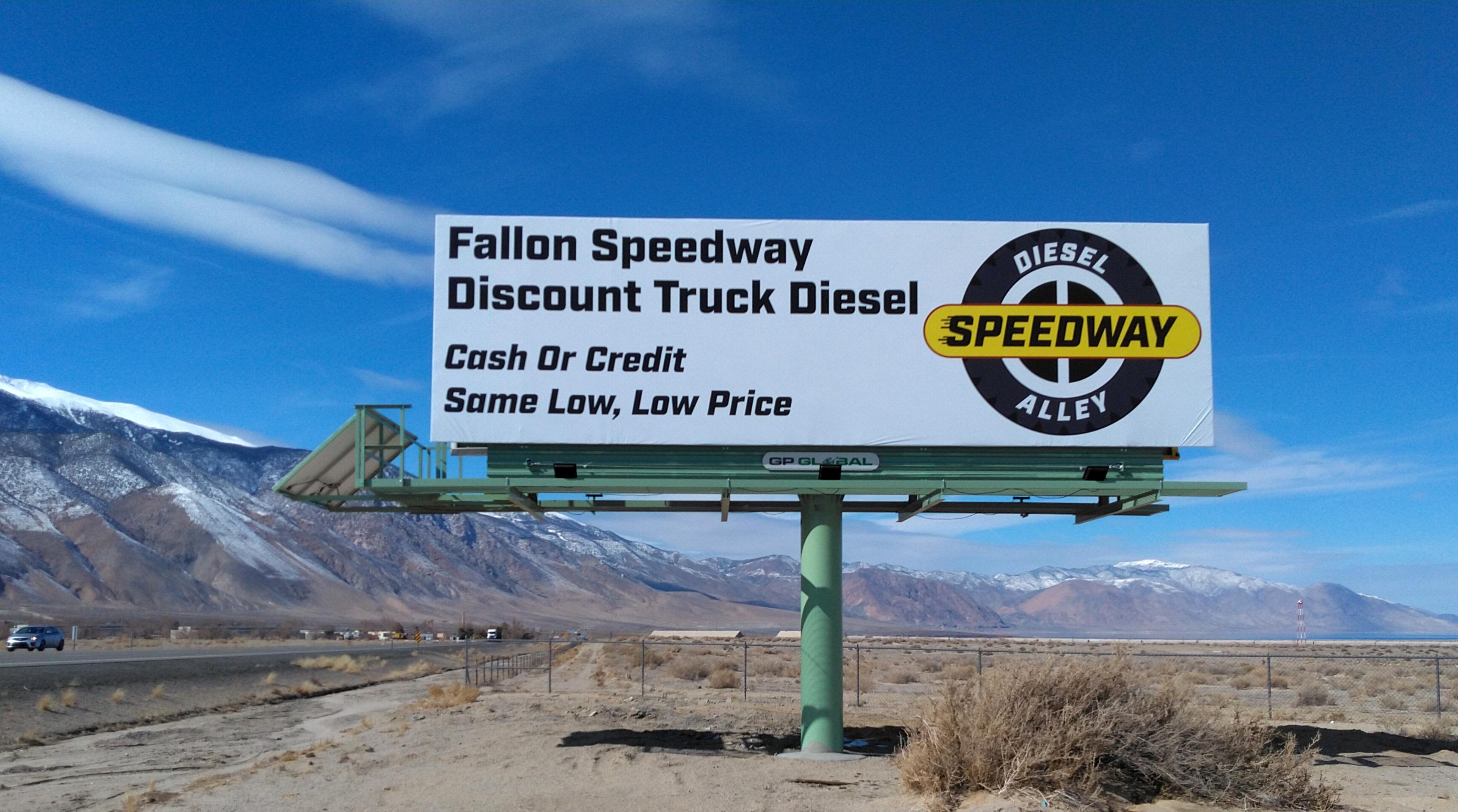 Fallon Speedway