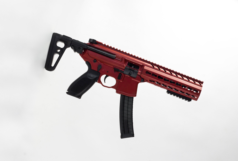 Cerakote Red MPX