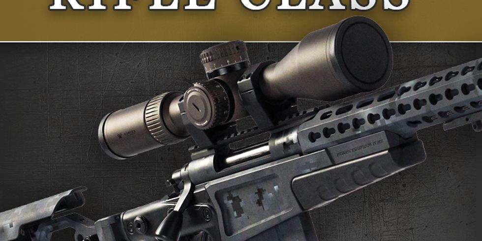 Long Range Rifle Class