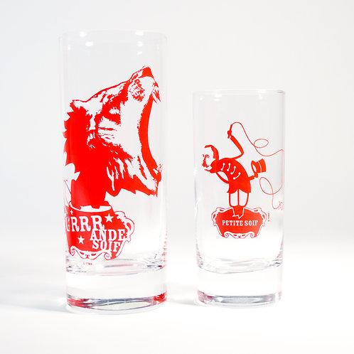 """LION TAMER"" DUO GLASSES"