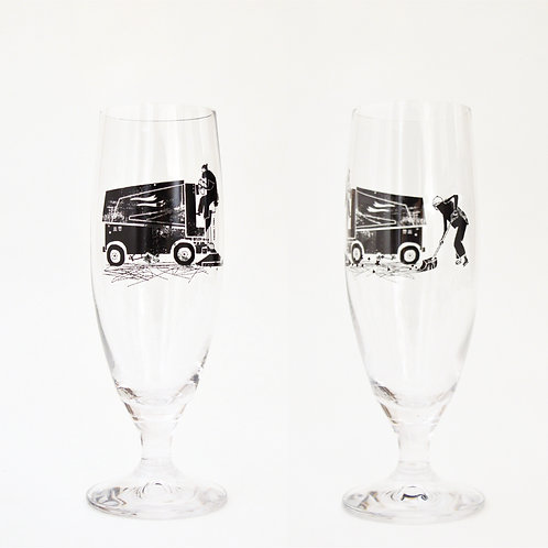 """""""THE PILOT"""" BEER GLASS"""