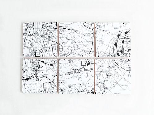 SOUS-VERRES - Carte H+L