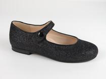 1314 Black Glitter. Sizes 24-38. Price �