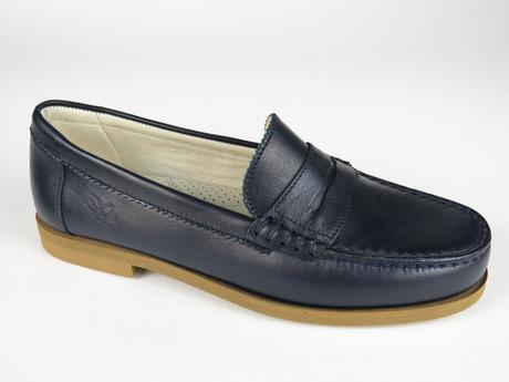 2525 Blu Leather  size 34-41$142-150.JPG