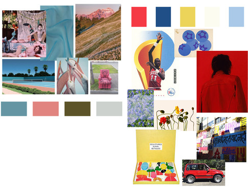 S/S 22 Color Palettes