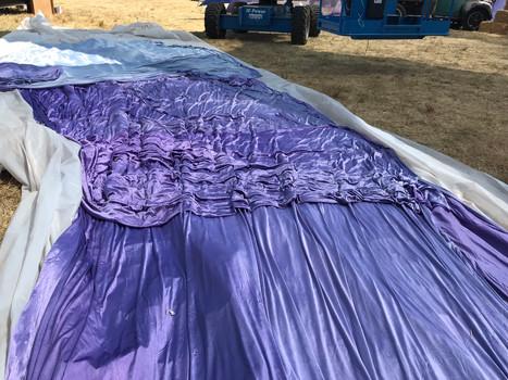 fabric waves