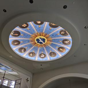 Decorative Ceiling Art