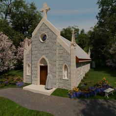 Extern Chapel