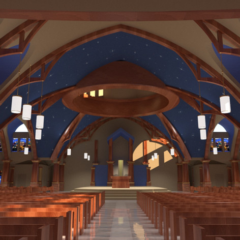 Design Proposal for  New Church, CO