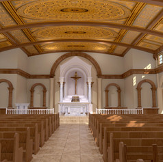 Chapel Design for a Catholic University