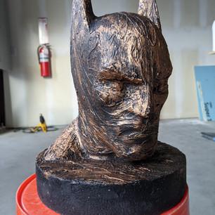 Bronze Finish on Foam Sculpture