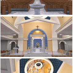Catholic Church Interior Renovation