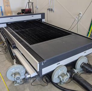 Large Format Laser Cutting