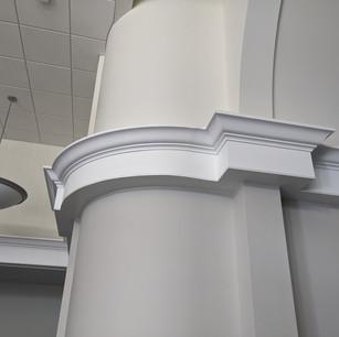 Complex Custom Architectural Molding