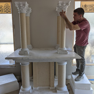 Marble Work