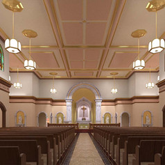 St. Henry Catholic Church, AZ