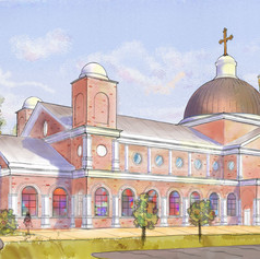 Chapel of Divine Mercy, Conceptual Design