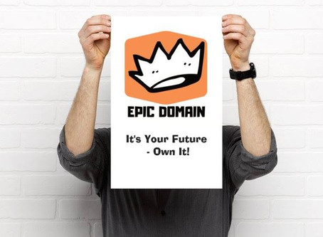 Epic Domain at The Epic Recreation Center April through May