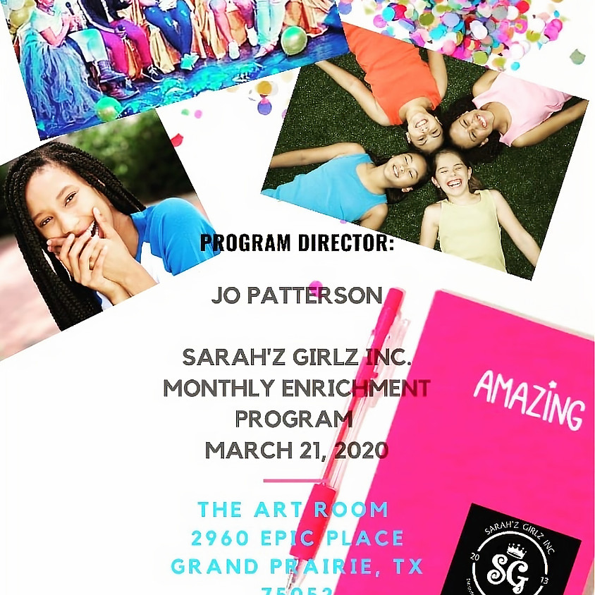 SG Enrichment Program at The Epic (March 2020)
