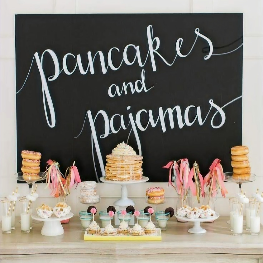 SG Mommy & Me 2nd Annual Pancakes and Pajamas 2019
