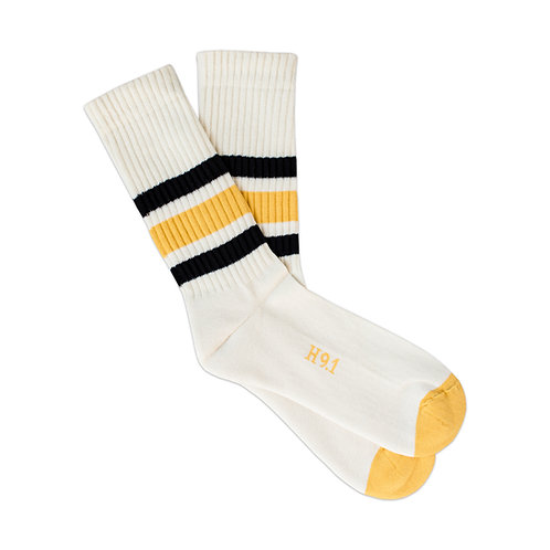 Natural 5.1 - Yellow & Black Stripes