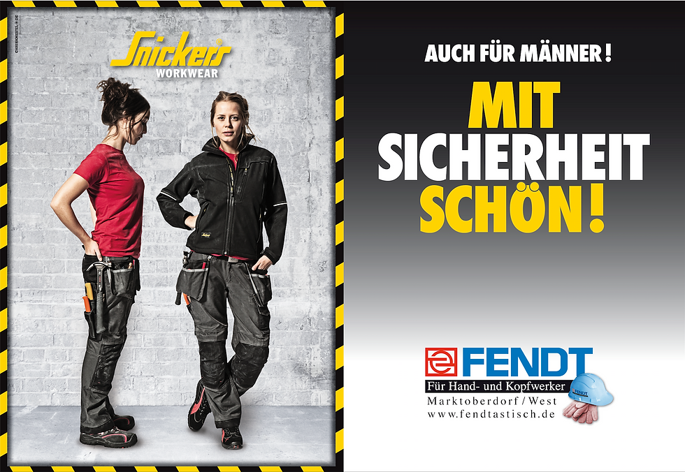 Eisen Fendt, Workwear