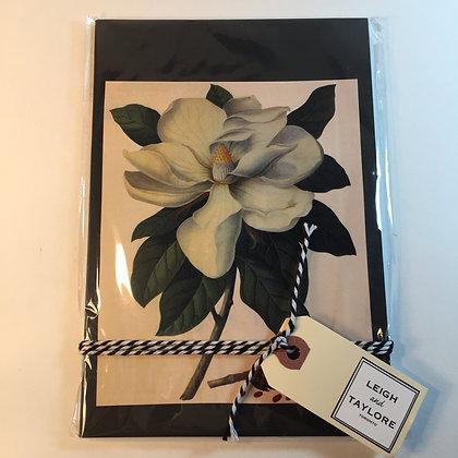 White Vintage Gardenia 01