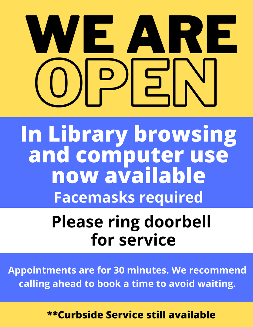 Library reopen sign- second reopen.png