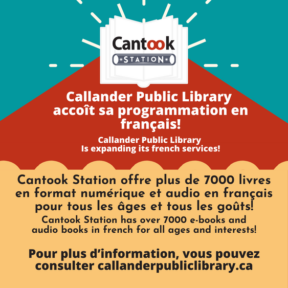Cantook Station: We are expanding our French services!