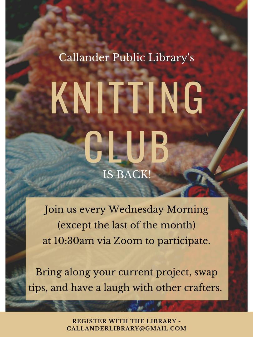 Knitting club poster.png