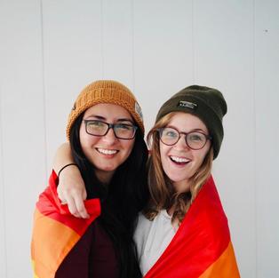 Michelle + Alisha