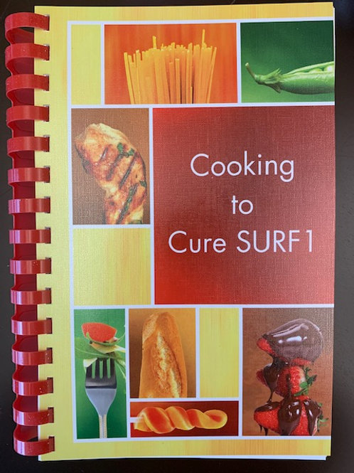 Cooking to Cure SURF1 Cookbook